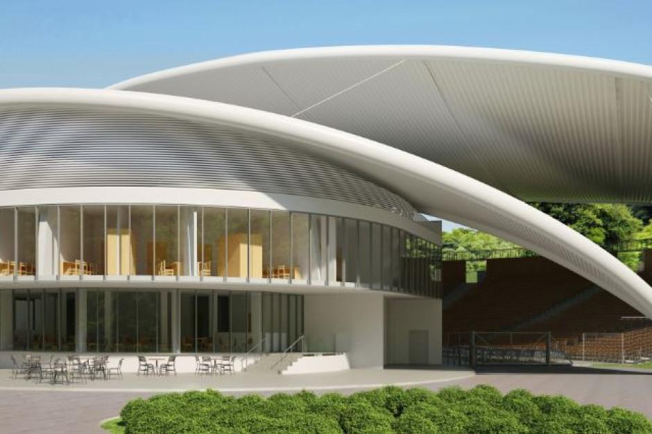 Koszaliński amfiteatr zostanie przebudowany. Wykonawca: projekt trudny, ale do zrealizowania