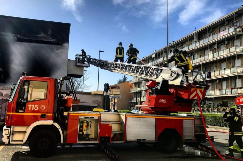 Lubelscy strażacy interweniowali ponad 60 razy