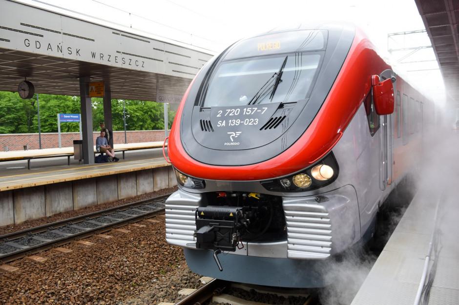 Wzrost liczby pasażerów na kolei w Polsce. Ponad 161 milionów podróżnych po pierwszej połowie roku