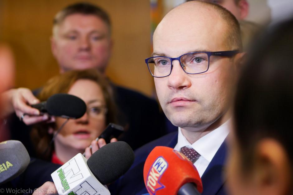 Marszałek województwa podlaskiego Artur Kosicki (Fot. wrotapodlasia.pl)