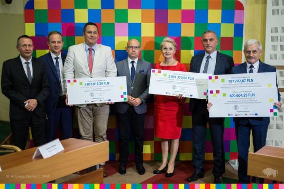 Podlasie: 10 mln zł na termomodernizację budynków użyteczności publicznej