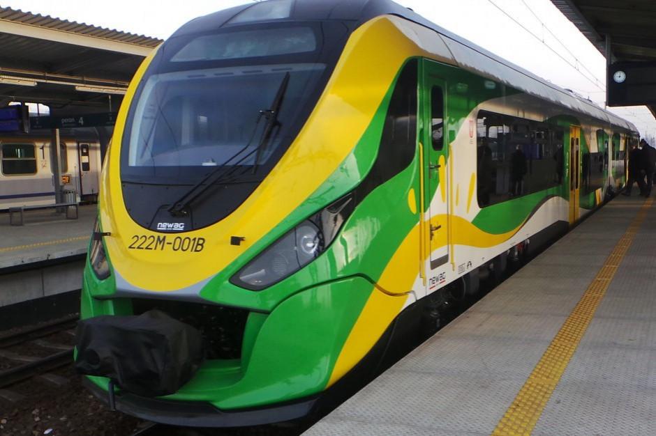 Koleje Mazowieckie: 1 sierpnia wzajemne honorowanie biletów KM i ZTM