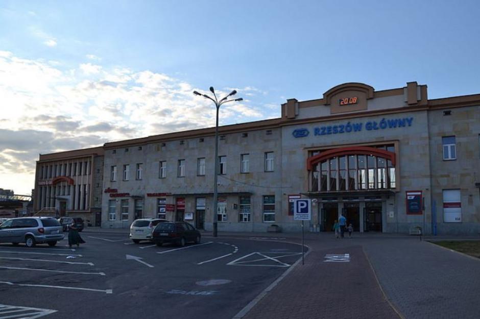 Trwa przebudowa stacji Rzeszów Główny. Dworzec rozkwitnie