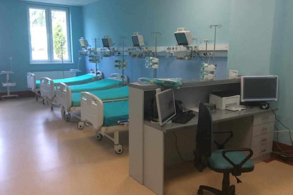 Dzięki dotacji z UE szpital w Olkuszu ma nowy budynek oddziału ratunkowego