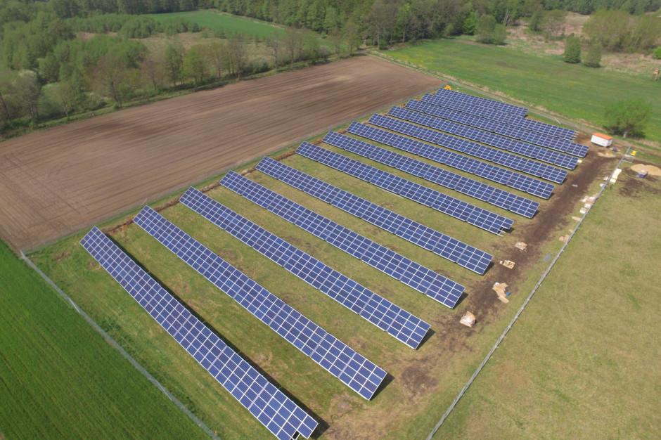 Dolnośląskie: powstała elektrownia słoneczna o mocy pół tysiąca KW