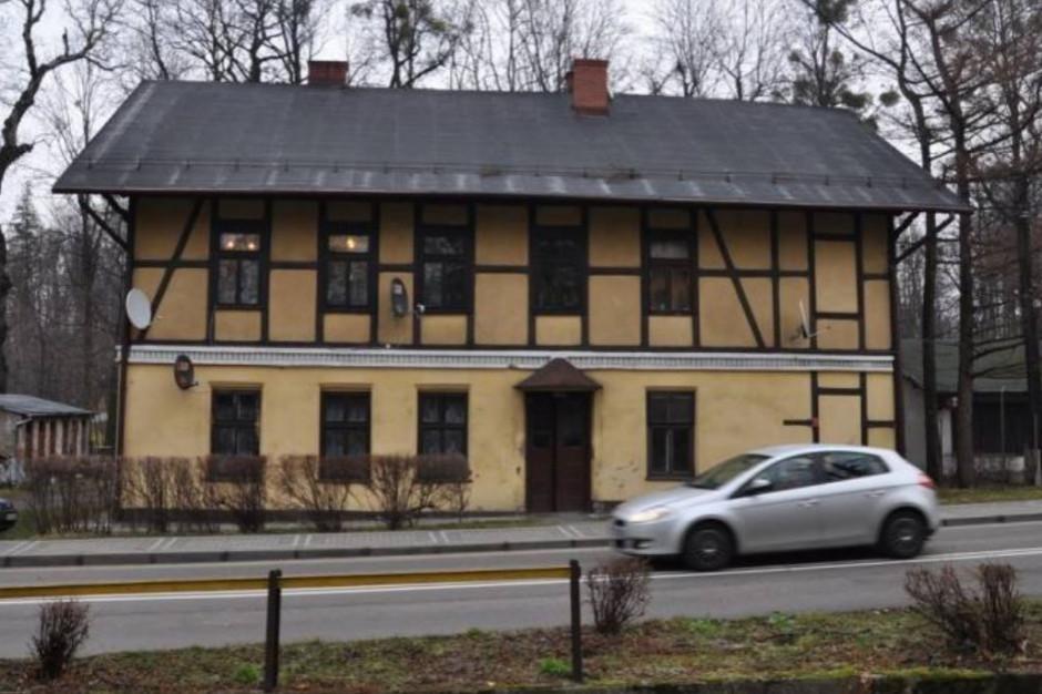 Śląskie: Jaworze nie rezygnuje z odrestaurowania dawnego domu zdrojowego