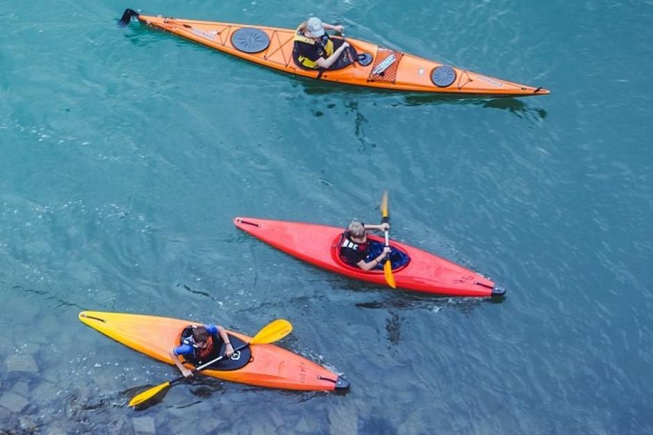Podlaskie: ponad tysiąc osób na spływie  w Drohiczynie