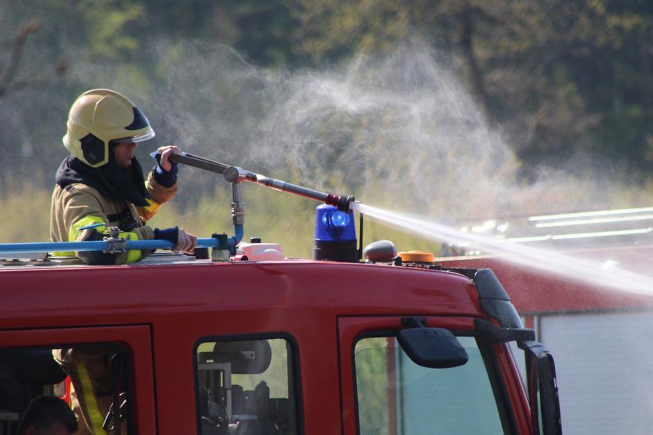 Pomorskie: wybuch gazu w mieszkaniu w Małoszycach