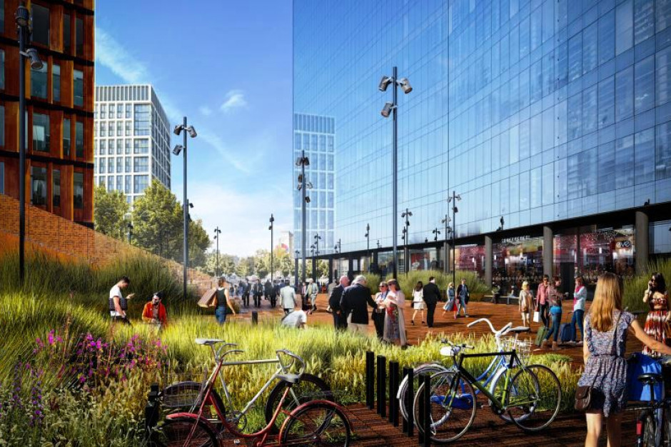 Największe inwestycje biurowe w kraju powstają nie tylko w Warszawie. Gdzie i co jest budowane?