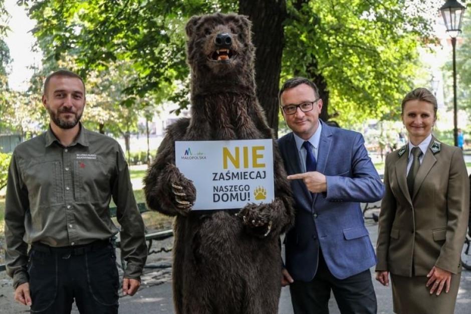 """Kampania antyśmieciowa Małopolski: """"Nie zaśmiecaj naszego domu"""""""