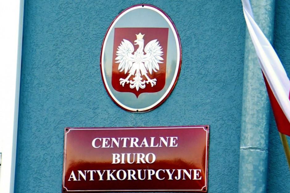 CBA składa zawiadomienie po kontroli w urzędzie gminy Łopuszno