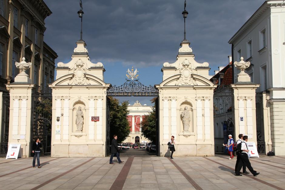 Warszawa bardzo dobrym miejscem do nauki i pracy - mówi raport przygotowany na zlecenie miasta