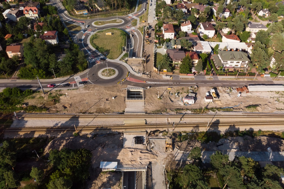Wiceminister infrastruktury: realizujemy największe inwestycje, które zwiększają dostęp do kolei