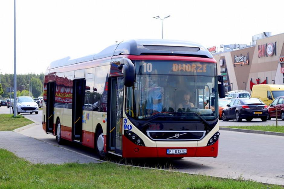 Nowe autobusy już jeżdżą po ulicach Leszna