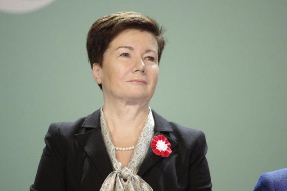 Hanna Gronkiewicz-Waltz komentuje spekulacje o jej starcie w wyborach