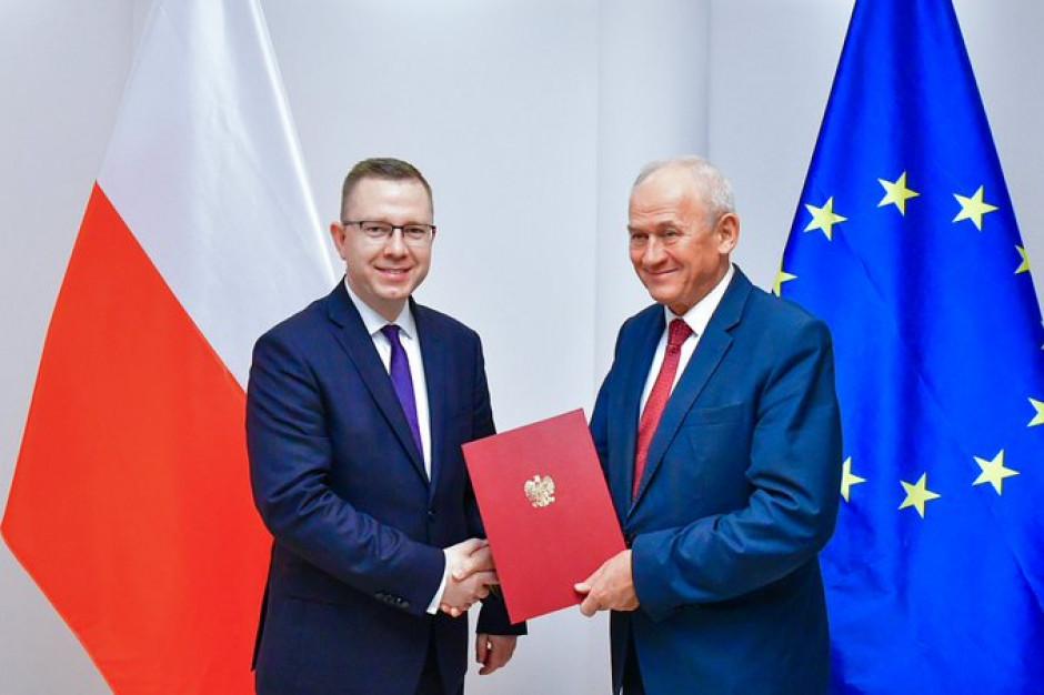 Krzysztof Kubów, nowy wiceminister energii, zajmie się m.in. OZE
