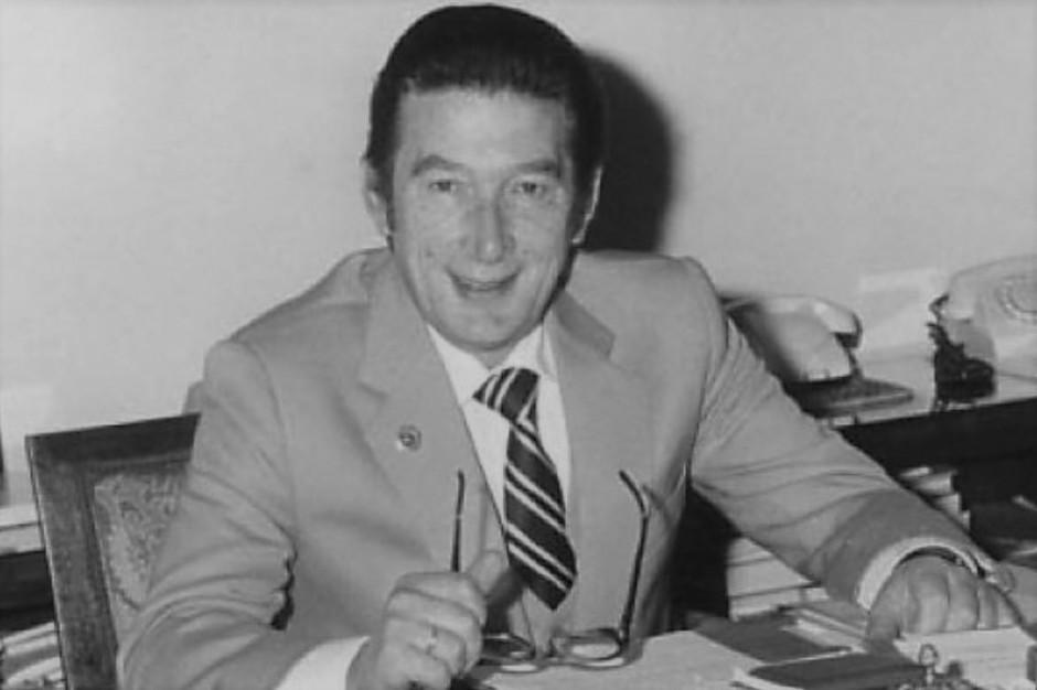 Nie żyje b. prezydent Łodzi Józef Niewiadomski