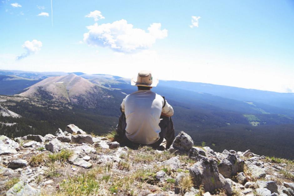 Bieszczady: Dobre warunki dla turystów, niektóre szlaki są śliskie