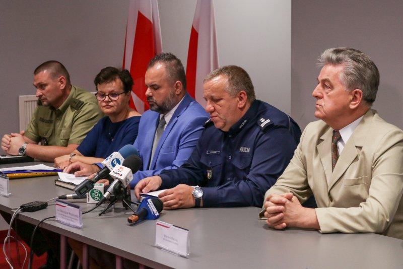 Festiwal podsumowano podczas konferencji w Urzędzie Marszałkowskim Województwa Lubuskiego (fot. UMWL)