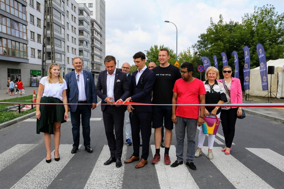 Warszawa: Ważne skrzyżowanie dla mieszkańców wspólną inwestycją samorządu i dewelopera