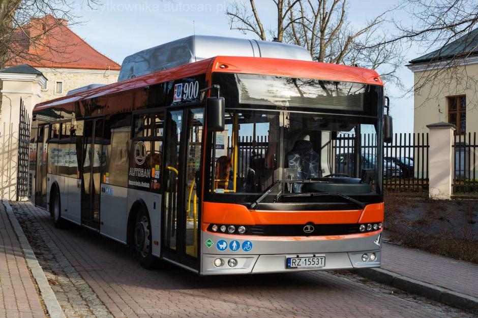 Tychy zamówiły 20 nowych autobusów gazowych