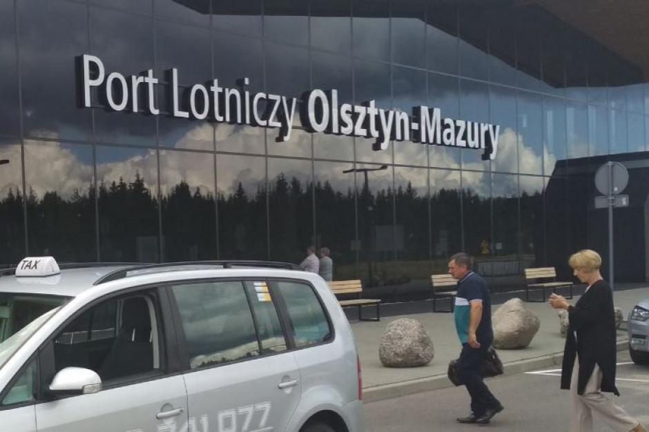 Port Lotniczy Olsztyn-Mazury odprawił rekordową liczbę podróżnych