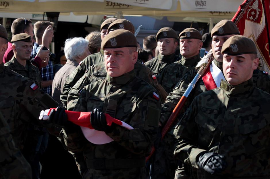 Lubelski: Przysięga i promocja żołnierzy Obrony Terytorialnej