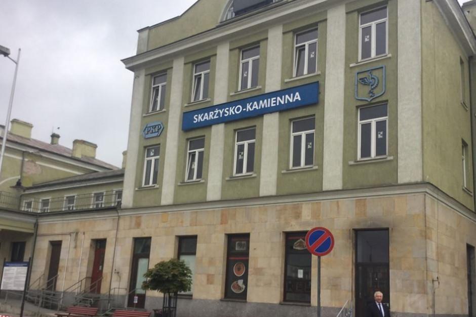 Skarżysko-Kamienna: bomba lotnicza w okolicy dworca głównego. Ewakuowano okolicę