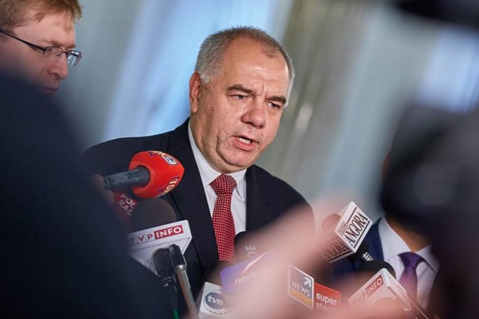 Jacek Sasin: samorządowcy z opozycji krytykują obniżenie podatków
