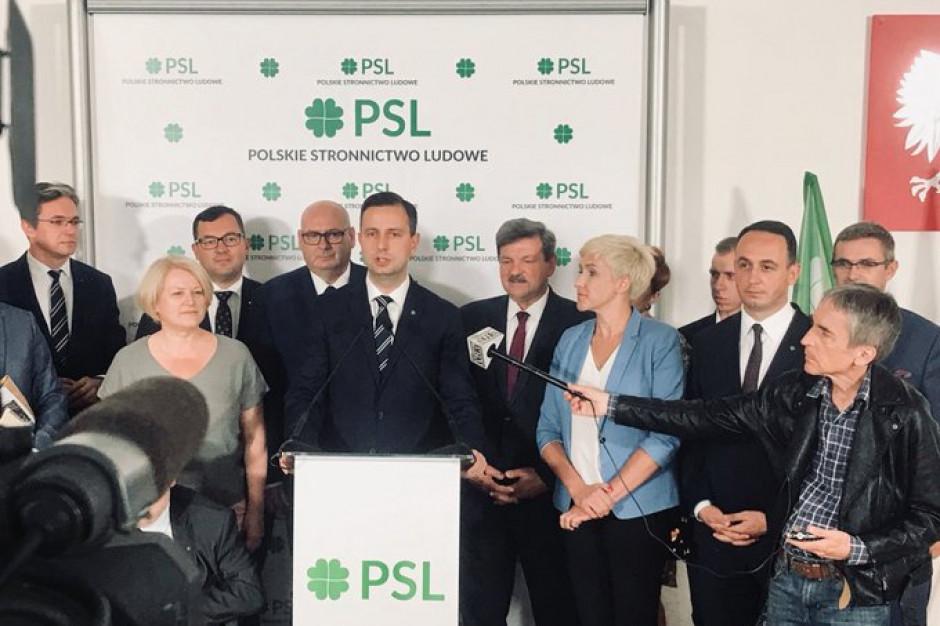 Przedstawiciele samorządu na listach PSL do Sejmu