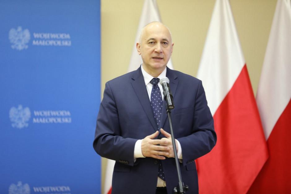Joachim Brudziński: sytuacja w MSWiA będzie pod pełną kontrolą