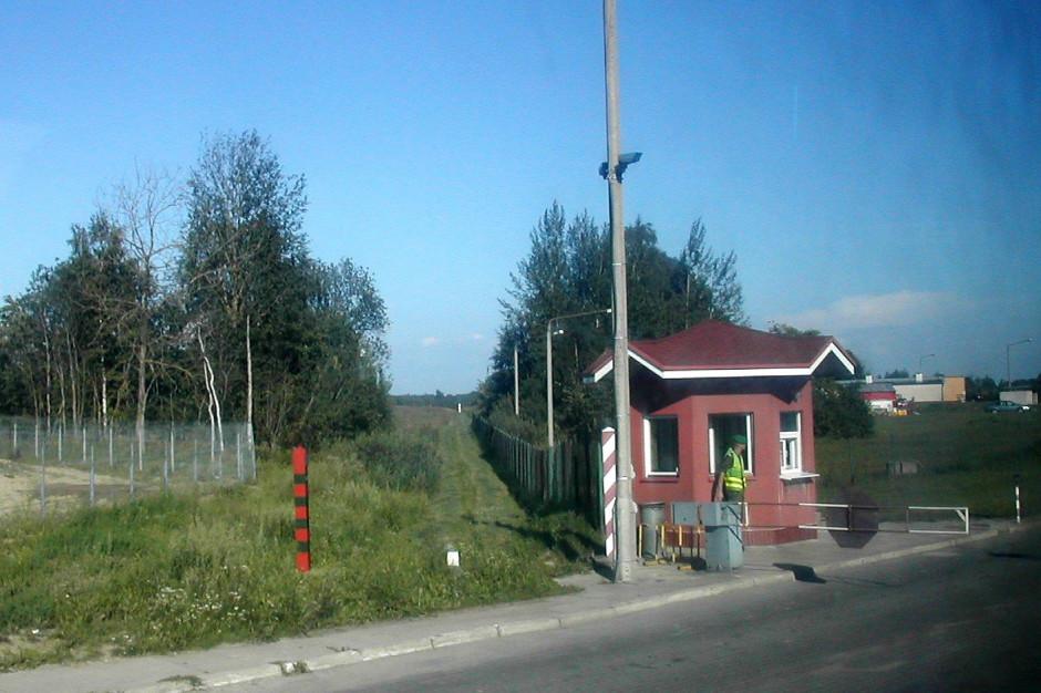 Wstrzymana zostanie odprawa na przejściu granicznym w Bezledach