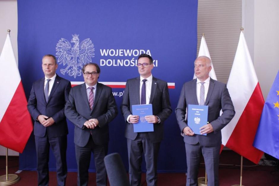 """Ponad 400 mln zł na budowę stopnia wodnego """"Lubiąż"""" na Odrze"""