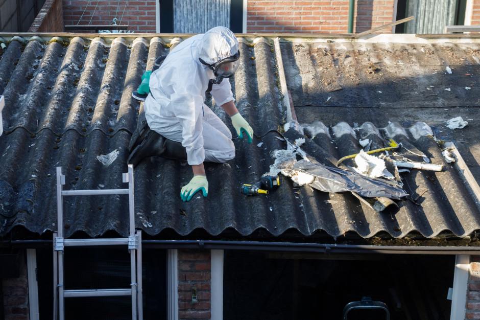 Pomorskie gminy dostaną pieniądze na usuwanie azbestu