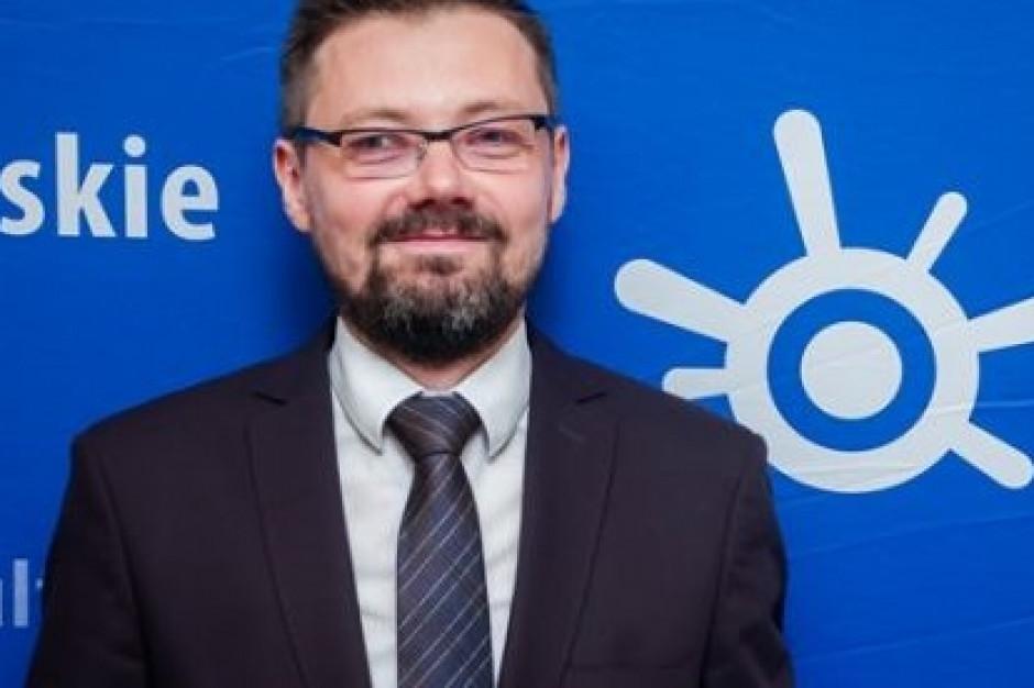 Michał Zastrzeżyński zastępcą prezydenta Sosnowca