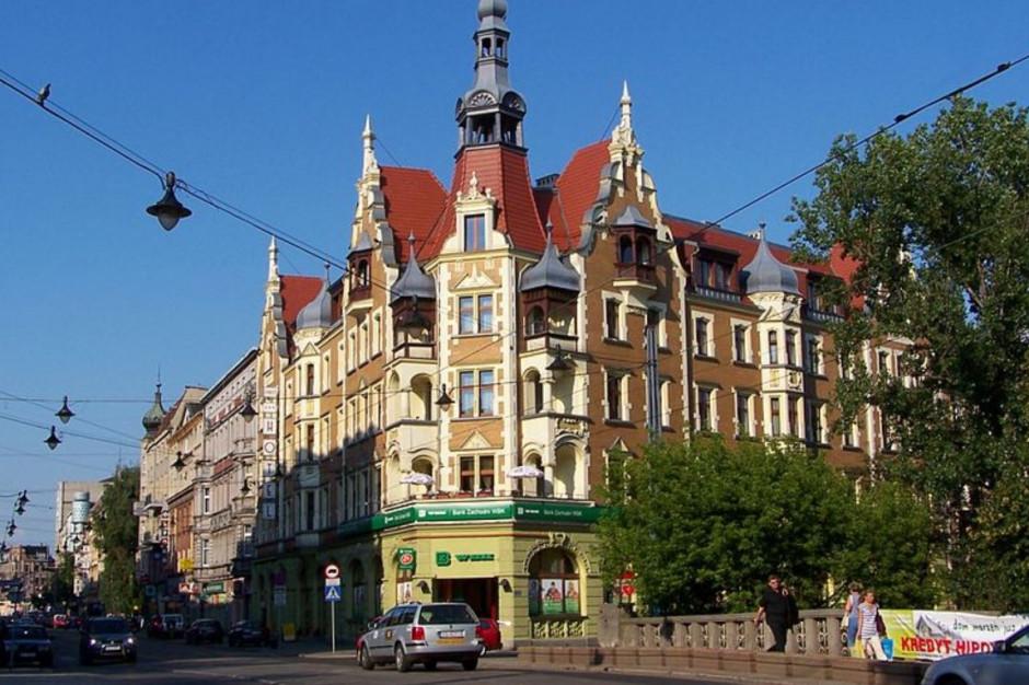 Gliwice zamawiają projekt przebudowy najbardziej reprezentacyjnej ulicy