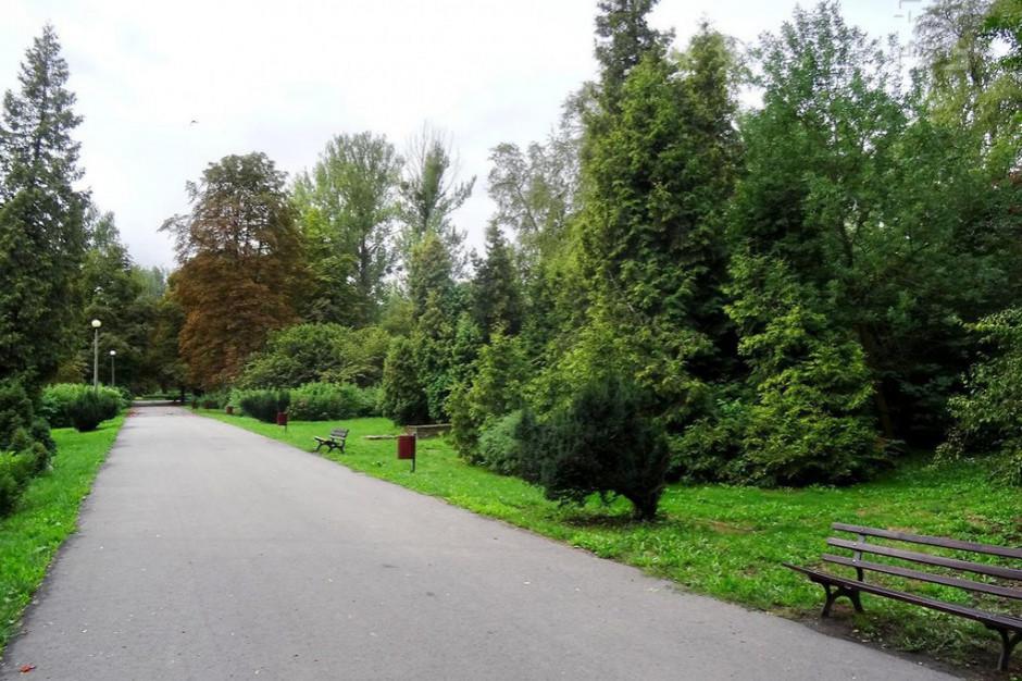 Lublin: Rewitalizacja Parku Ludowego nabiera tempa