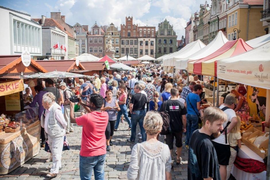 W Poznaniu rusza XIII Ogólnopolski Festiwal Dobrego Smaku