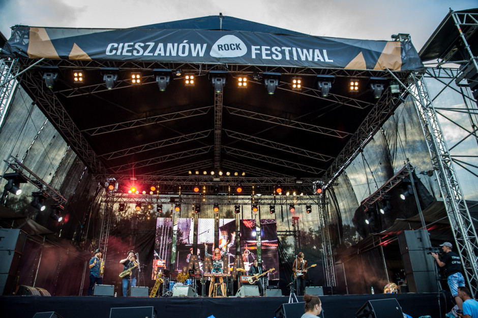 Podkarpacie: Rusza 10. Cieszanów Rock Festiwal