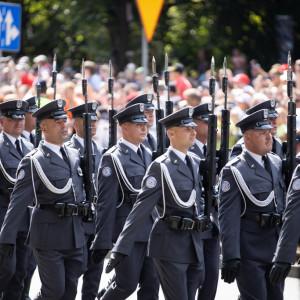 W defiladzie wzięło udział 2600 żołnierzy.