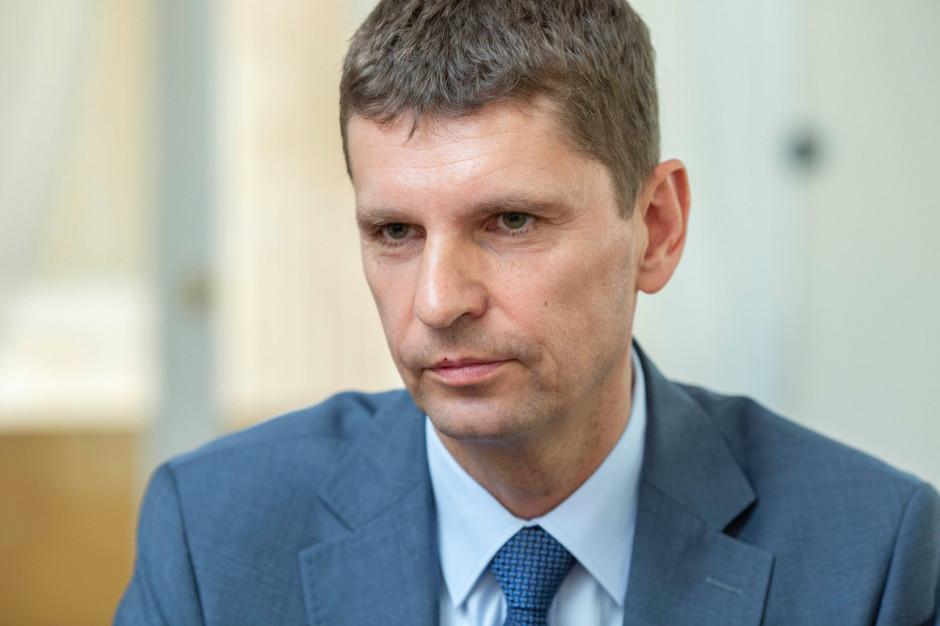 Szef MEN Dariusz Piontkowski (fot. PTWP)