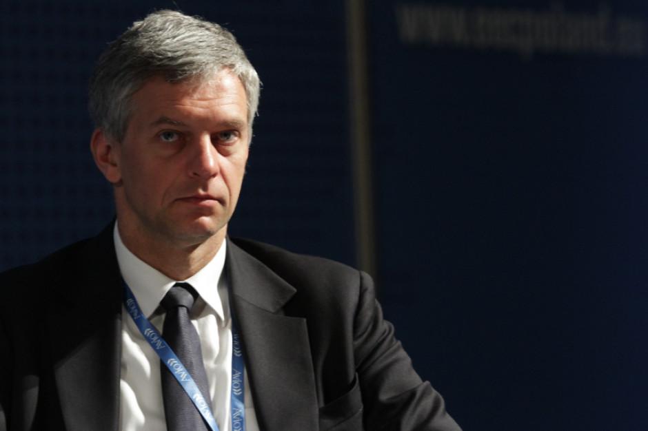 Paweł Poncyliusz: chcę być lobbystą na rzecz Rzeszowa i regionu
