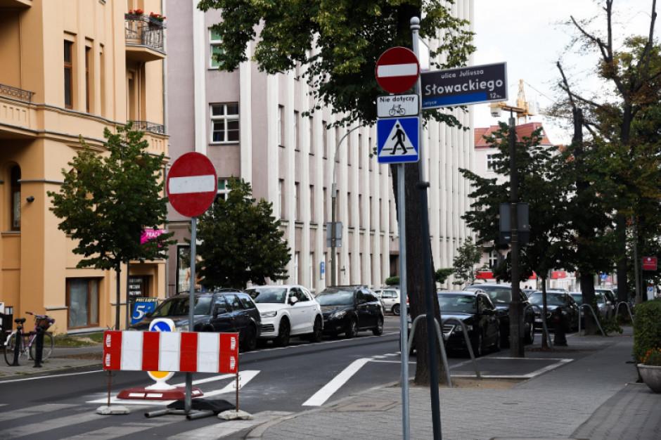 Poznański magistrat przypomina: na tej ulicy zmieniła się organizacja ruchu