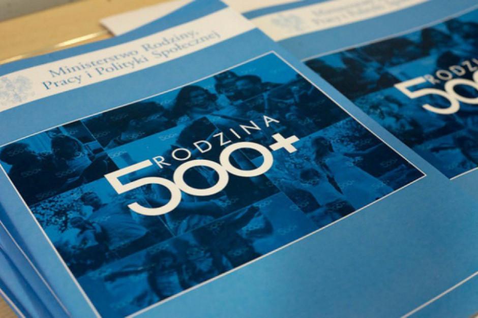 Minister podziękowała samorządowcom za realizację programu 500+