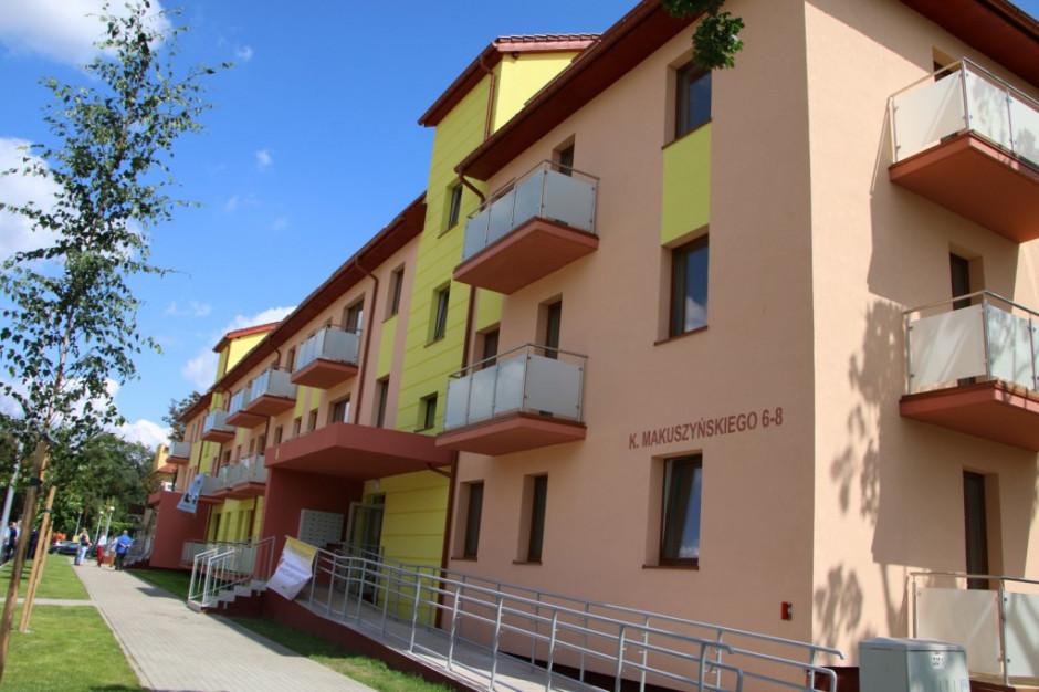 W Legnicy powstają energooszczędne mieszkania