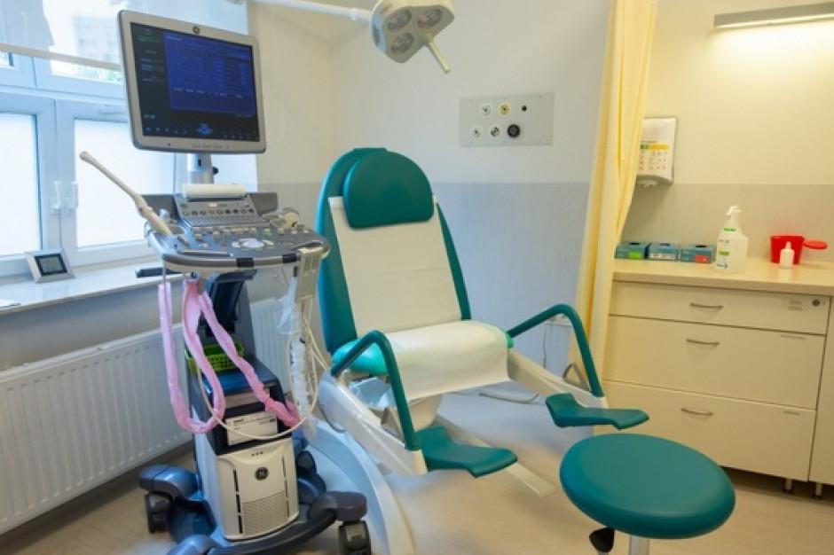 Warszawa otwiera gabinety ginekologiczne dla pacjentek z niepełnosprawnościami