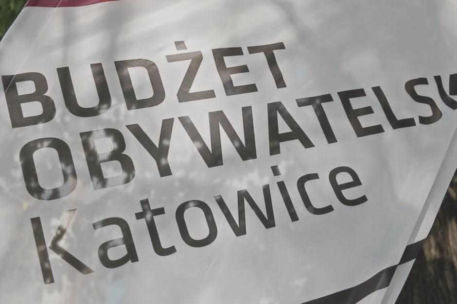 Mieszkańcy Katowic zagłosują na projekty w ramach budżetu obywatelskiego