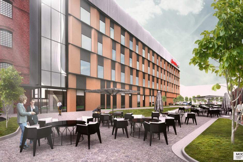 Tak będzie wyglądać Hampton by Hilton w Kaliszu (fot. mat. prasowe)