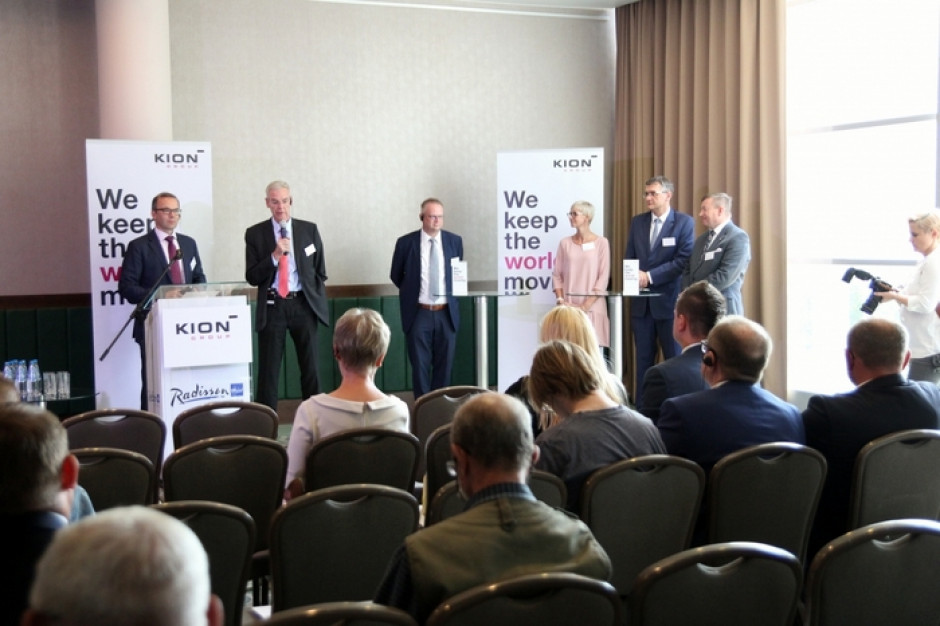 Grupa KION zbuduje w Kołbaskowie fabrykę wózków widłowych