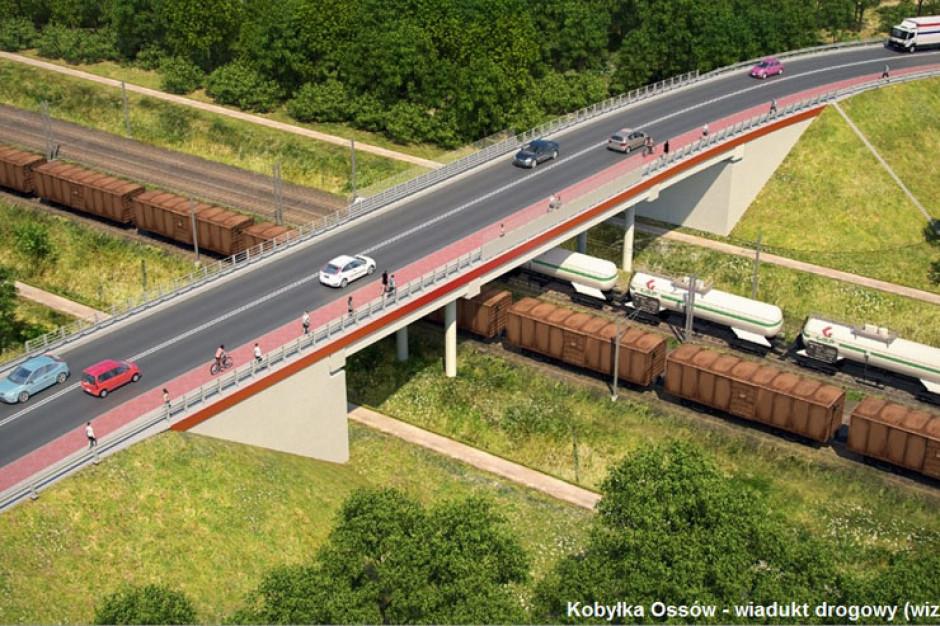 Wojewoda wydał decyzję lokalizacyjną dla wiaduktu drogowego w Kobyłce